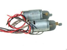GT QS 8006-010U&010L RC HELICOPTER REPAIR PART-MAIN MOTORS FOR UPPER&LOWER GEARS