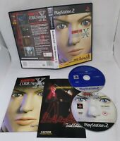 Resident Evil Code Veronica X PS2 Includes Demo PAL Version FAST FREE POST