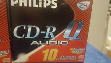 Philips CD-R Q Audio Rohlinge 74 min.