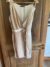 LIU Jo Kleid Seide sehr elegant wie neu wickelkleid