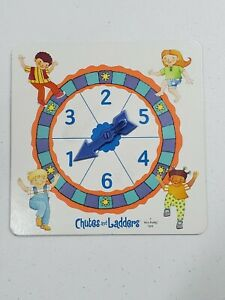 MB Hasbro Chutes and Ladders Spinner with Plastic Arrow 1997 Replacement Part
