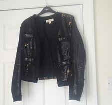 ladies michael kors jacket size 8/10 (4)
