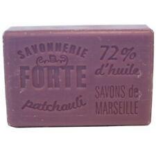 Seife Savon de Marseille Patchouli Patschuli Provence Savonnerie Forte