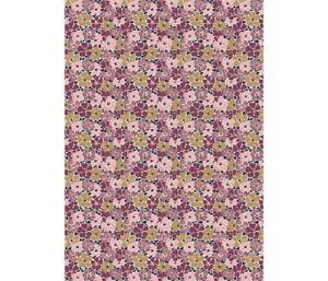 Liberty Of London Winterbourne House  Fabric Primula Posy Pink per 1/2m