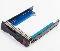 """For HP G8 Gen8 651314-001 3.5"""" LFF SAS SATA HDD Tray Caddy 651320-001 DL380p"""