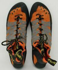 La Sportiva Men's Tarantulace Rock Climbing Shoe - Flame - 13.5 Us / 47.5 Eu