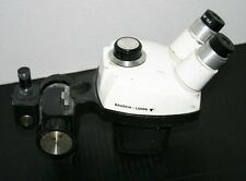Bausch and Lomb B&L Stereozoom 3 Microscope Head and rack 16-40X