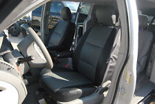 KIA SEDONA 2006-2011 LEATHER-LIKE CUSTOM FIT SEAT COVER
