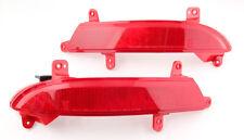 OEM Cover LED Rear Bumper Reflector Complete Kit for Hyundai 2013+ Santafe XL