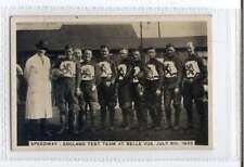 (Jj471-100) Pattreiouex,Sporting Events & Stars 1935,England Test Team #16