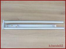 Handtuchhalter Chrom matt Badetuchhalter Handtuchstange Ausziehbar 2Armig 45cm