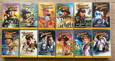 VHS Video Rarität komplett 12 x Young Indiana Jones