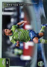 2021 Topps Chrome MLS Major League Soccer #18 Cristian Roldan - Seattle Sounders