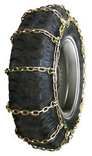 Grizzlar GSL-2147 CAM Alloy Square Rod Tire Chains 295/70-22.5, 275/75-22.5