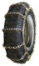 Grizzlar GSL-2145 CAM Alloy Square Rod Tire Chains 11-22.5 275/80-22.5 10.00-20