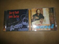 Daryl Hall & John Oates 2 CD lot DO IT FOR LOVE & OUR KIND OF SOUL