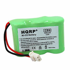HQRP Battery for V-Tech CS5111 CS5111-2 CS5121 CS5121-2 CS5121-3 CS5121-4 Phone