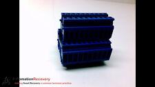 PHOENIX CONTACT UKK 5 -PACK OF 10 BLUE- TERMINAL BLOCKS 500V 4MM 300V #182645