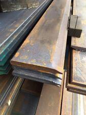 Messerstahl / Scheide / Schneidkante / Schürfleiste ausHB 500, 350 x 150 x 16 mm