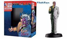 Eaglemoss DC Comic Superhero w/New Box Two-Face Figurine #19 w/booklet