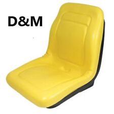 John Deere Yellow Vinyl Seat fits Gator 6X4 Serial # 20789 /& UP