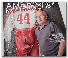 AMA MOTORCYCLE MAGAZINE ALEX JORGENSEN JOHN KOCINSKI WAYNE RAINEY RODNEY SMITH