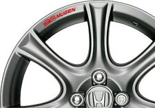 8 no. Car Styling `MUGEN Honda  Alloy - Decal Sticker for Wheels Type RS Civic
