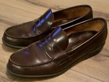 Sebago Mens Size 8.5 M Loafers Brown Leather 23216