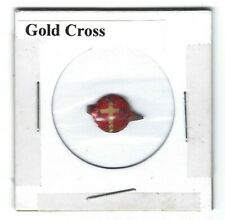 Gold Cross Chewing Tobacco Tag G269