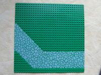 Lego Grundplatte Platte Straßenplatte 32 x 32 Noppen no18