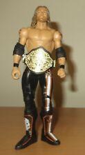 Edge WWE Mattel Basic Wrestling Figure WWF Wrestler Legend + World Title Belt