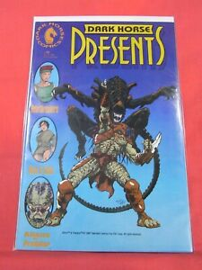 DARK HORSE PRESENTS #36 - early Alien/Predator issue - cover B (DH 1986)
