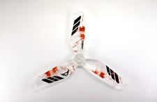 5x4.2x3 SCHUBKRAFT WINGS 3-Blatt Propeller 5042 - Limited Edition Clear