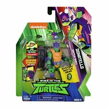 Rise De Teenage Mutant Ninja Turtles Donatello [Bataille Coque ] Action Figurine