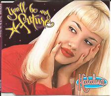 KATALINA You'll Be My Future RADIO MIX & SPANGLISH CD single SEALED USA Seller