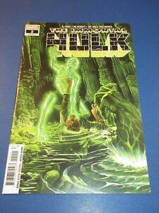 Immortal Hulk #2 Alex Ross A Cover 1st Dr. Frye Hot Key VFNM Beauty