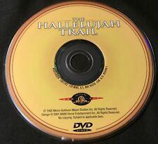 The Hallelujah Trail (DVD, 2001, Western Legends) *OOP! **DISC ONLY (11)