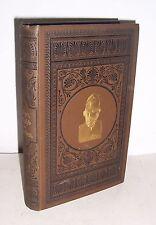 Storia dei greci di Oskar cacciatore 1887 Bertelsmann * bella copertina!