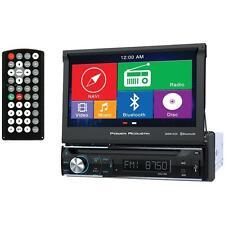 NEW Car Audio CD DVD Head Unit.Amplifier Receiver.1Din.Streaming.AM.FM Tuner.