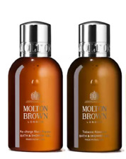 Molton Brown Men Travel Size Recharge Black Pepper and Tobacco 100 ml X 2