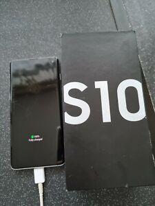 Samsung Galaxy S10 SM-G973F - 128GB - Prism White (EE) (Dual SIM)