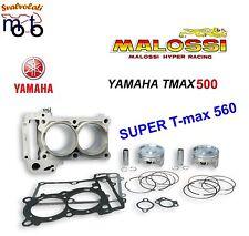 MALOSSI BI-CILINDRO ALLUMINIO 560 CC YAMAHA T-MAX TMAX 500 IE ANNO 2007 3113666