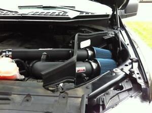 Injen Cold Air Intake System Fits 2015-2021 Ford F-150 2.7L 3.5L Ecoboost +11HP