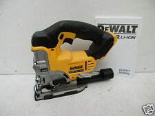 BRAND NEW DEWALT XR 18V DCS331 BARE UNIT CORDLESS JIGSAW