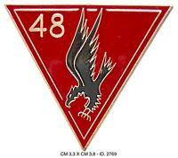 """Alpini 48 distintivo di reparto Esercito Italiano produttore Granero """"2769"""""""