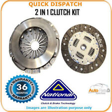 2 in 1 CLUTCH KIT PER RENAULT MEGANE SPORT TOURER CK9829