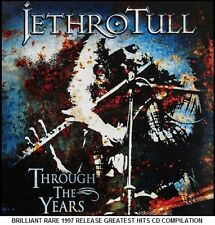 Jethro Tull - Very Best Greatest Hits Compilation RARE Folk Rock CD Ian Anderson