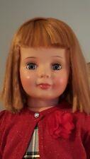 Vintage Ideal Patti Playpal Babyface Doll
