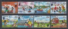 S812. Lesotho - MNH - Cartoons - Disney's - Various Characters