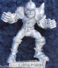1988 humaine BLOODBOWL 2e édition lineman 3 citadelle BB104 équipe Fantasy Football